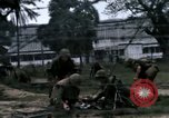 Image of US Marines in Battle of Hue Hue Vietnam, 1968, second 36 stock footage video 65675052333