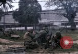 Image of US Marines in Battle of Hue Hue Vietnam, 1968, second 40 stock footage video 65675052333