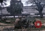 Image of US Marines in Battle of Hue Hue Vietnam, 1968, second 42 stock footage video 65675052333