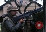 Image of H Company 2nd Battalion 5th Marines Hue Vietnam, 1968, second 5 stock footage video 65675052334