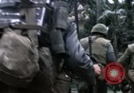 Image of H Company 2nd Battalion 5th Marines Hue Vietnam, 1968, second 9 stock footage video 65675052334