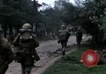 Image of H Company 2nd Battalion 5th Marines Hue Vietnam, 1968, second 33 stock footage video 65675052334