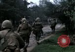 Image of H Company 2nd Battalion 5th Marines Hue Vietnam, 1968, second 35 stock footage video 65675052334