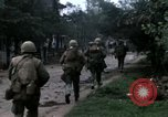 Image of H Company 2nd Battalion 5th Marines Hue Vietnam, 1968, second 36 stock footage video 65675052334