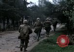 Image of H Company 2nd Battalion 5th Marines Hue Vietnam, 1968, second 37 stock footage video 65675052334