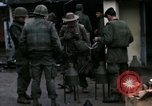 Image of H Company 2nd Battalion 5th Marines Hue Vietnam, 1968, second 5 stock footage video 65675052335