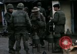 Image of H Company 2nd Battalion 5th Marines Hue Vietnam, 1968, second 7 stock footage video 65675052335
