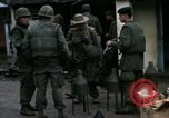 Image of H Company 2nd Battalion 5th Marines Hue Vietnam, 1968, second 8 stock footage video 65675052335