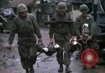 Image of H Company 2nd Battalion 5th Marines Hue Vietnam, 1968, second 41 stock footage video 65675052335