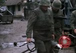 Image of H Company 2nd Battalion 5th Marines Hue Vietnam, 1968, second 43 stock footage video 65675052335