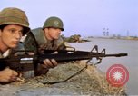 Image of United States troops Saigon Vietnam, 1968, second 17 stock footage video 65675052342