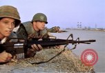 Image of United States troops Saigon Vietnam, 1968, second 18 stock footage video 65675052342