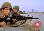 Image of United States troops Saigon Vietnam, 1968, second 19 stock footage video 65675052342