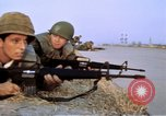 Image of United States troops Saigon Vietnam, 1968, second 20 stock footage video 65675052342