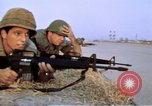 Image of United States troops Saigon Vietnam, 1968, second 22 stock footage video 65675052342