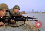 Image of United States troops Saigon Vietnam, 1968, second 23 stock footage video 65675052342