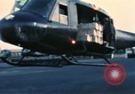 Image of United States personnel Saigon Vietnam Tan Son Nhut Air Base, 1968, second 7 stock footage video 65675052343