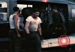 Image of United States personnel Saigon Vietnam Tan Son Nhut Air Base, 1968, second 26 stock footage video 65675052343