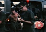 Image of United States personnel Saigon Vietnam Tan Son Nhut Air Base, 1968, second 35 stock footage video 65675052343