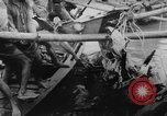 Image of A-4D wreckage North Vietnam, 1964, second 10 stock footage video 65675052355