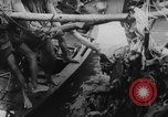 Image of A-4D wreckage North Vietnam, 1964, second 13 stock footage video 65675052355