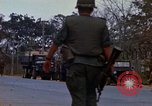 Image of United States soldiers Saigon Vietnam, 1968, second 6 stock footage video 65675052369