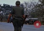 Image of United States soldiers Saigon Vietnam, 1968, second 7 stock footage video 65675052369