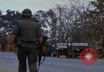 Image of United States soldiers Saigon Vietnam, 1968, second 8 stock footage video 65675052369