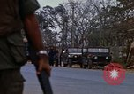 Image of United States soldiers Saigon Vietnam, 1968, second 12 stock footage video 65675052369