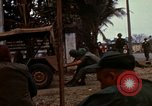 Image of United States soldiers Saigon Vietnam, 1968, second 18 stock footage video 65675052369