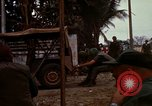 Image of United States soldiers Saigon Vietnam, 1968, second 19 stock footage video 65675052369