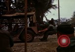 Image of United States soldiers Saigon Vietnam, 1968, second 20 stock footage video 65675052369
