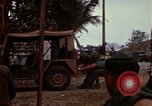Image of United States soldiers Saigon Vietnam, 1968, second 21 stock footage video 65675052369