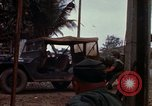Image of United States soldiers Saigon Vietnam, 1968, second 24 stock footage video 65675052369