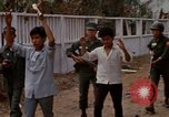Image of United States soldiers Saigon Vietnam, 1967, second 8 stock footage video 65675052371