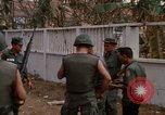 Image of United States soldiers Saigon Vietnam, 1967, second 62 stock footage video 65675052371