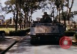 Image of 1st Infantry Division soldiers Saigon Vietnam, 1968, second 11 stock footage video 65675052374