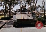Image of 1st Infantry Division soldiers Saigon Vietnam, 1968, second 14 stock footage video 65675052374