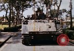 Image of 1st Infantry Division soldiers Saigon Vietnam, 1968, second 15 stock footage video 65675052374