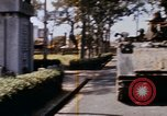 Image of 1st Infantry Division soldiers Saigon Vietnam, 1968, second 16 stock footage video 65675052374