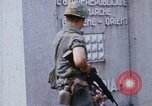 Image of 1st Infantry Division soldiers Saigon Vietnam, 1968, second 24 stock footage video 65675052374
