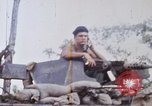 Image of 1st Infantry Division soldiers Saigon Vietnam, 1968, second 49 stock footage video 65675052374