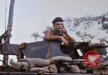 Image of 1st Infantry Division soldiers Saigon Vietnam, 1968, second 50 stock footage video 65675052374
