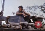 Image of 1st Infantry Division soldiers Saigon Vietnam, 1968, second 51 stock footage video 65675052374