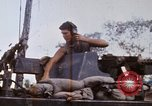 Image of 1st Infantry Division soldiers Saigon Vietnam, 1968, second 52 stock footage video 65675052374
