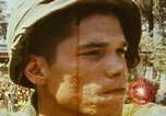 Image of 1st Infantry Division soldiers Saigon Vietnam, 1968, second 61 stock footage video 65675052374