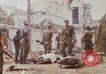 Image of United States troops Saigon Vietnam, 1968, second 16 stock footage video 65675052376