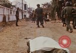 Image of United States troops Saigon Vietnam, 1968, second 26 stock footage video 65675052376