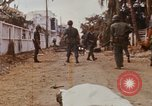 Image of United States troops Saigon Vietnam, 1968, second 27 stock footage video 65675052376