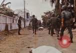 Image of United States troops Saigon Vietnam, 1968, second 28 stock footage video 65675052376